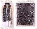 2016 Новая Мода Black Star Шаблон Шарф Женщины Звезды Платки Цветок Хиджаб Шарф Бесплатная Доставка