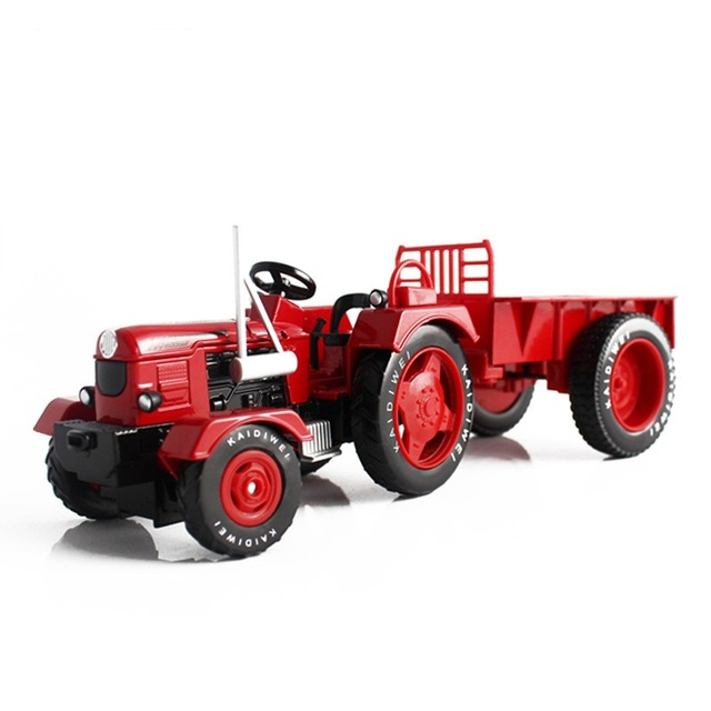 Metal Toy Tractors >> Us 19 46 10 Off Zxz 1 18 Kids Toys Shop Truck Tractors Metal Toy Mixer Truck Cars Model For Children Diecasts Classic Car Miniatures In Diecasts