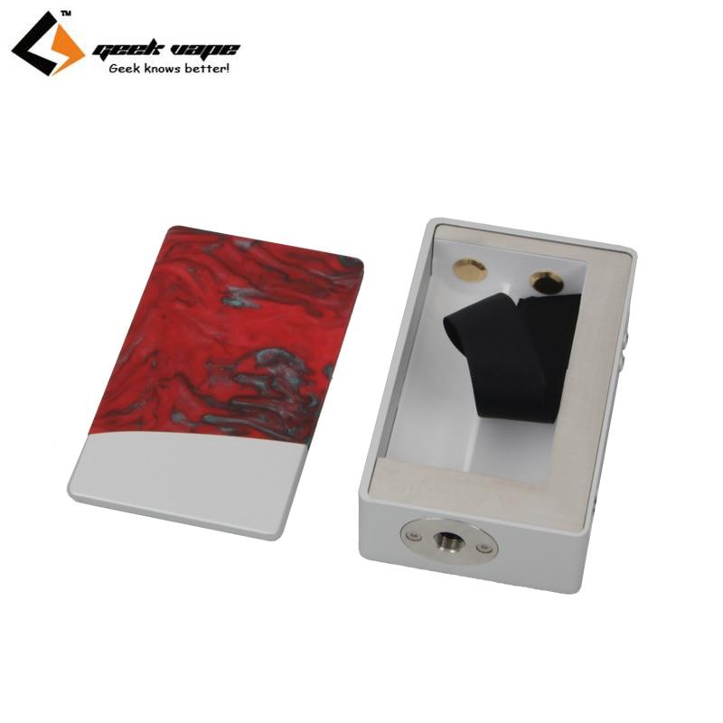 Original Geekvape Nova 200W Box Mod AS chipset Vape Electronic Cigarette Vaporizer fit Cerberus Tank 100% original geekvape gbox mod 200w gbox squonker box mod vape fit 8ml squonk bottle support radar rda tank