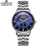 Famous Brand Luxury Men S Watches Men Wristwatches Stainless Steel Strap Business Dress Quartz Watch Reloj