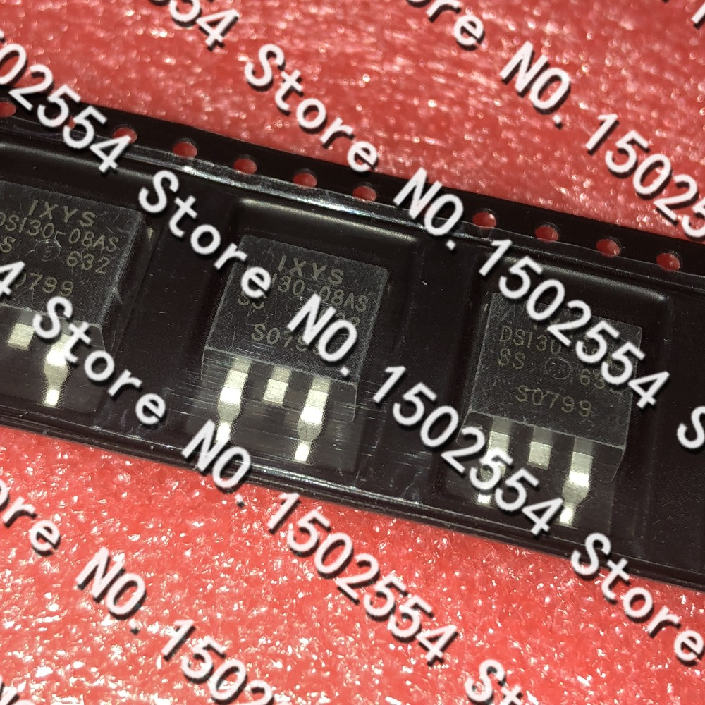 10PCS/LOT DSI30-08AS TO-263 Fast 800V 30A