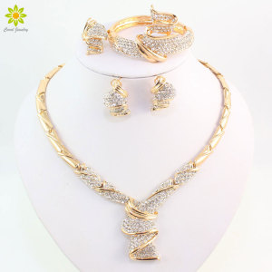 Wholesale Fashion Gold Color A