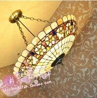 30 см 60 см Европейский сад спальня гостиная ден оболочки свет лампы освещения висит 23 камелии бисер