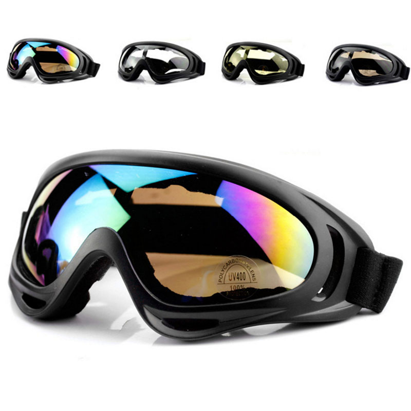 High Quality Outdoor Goggle Glasses Coated Safety Skiing Riding Sport Dustproof Sunglass Ultraviolet Protection Eye Glasses