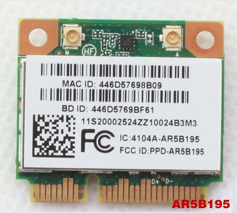 ATHEROS AR5B195 WIRELESS BLUETOOTH DRIVERS