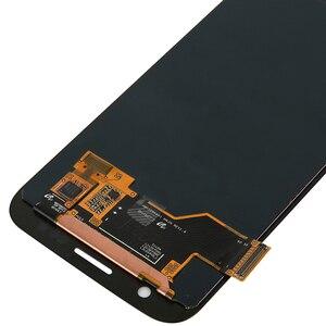 Image 5 - 원래 g930f lcd 삼성 갤럭시 s7 lcd 화면 프레임 터치 스크린 디스플레이 SM G930F lcd 디스플레이 화상 그림자
