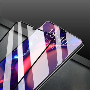 Image 5 - Gehärtetem Glas Für Huawei Y9 Y6 Pro Y7 2019 Volle Abdeckung Screen Protector für Huawei Y7 Y5 Y6 Prime 2018 y7s Glas Schutz Film
