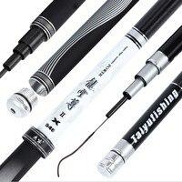 3.6m 7.2m 60T carbon Taiwan fishing rod high carbon 19 Tonality ultralight fishing rod high quality big fish fishing rod