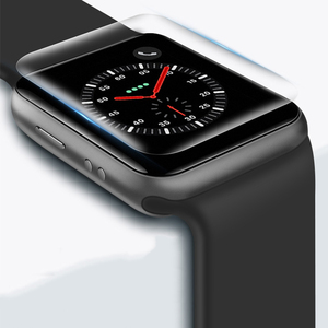 Image 3 - Suntaiho 10D Volle Abdeckung Schutz film Für Apple Uhr Screen Protector 40 44mm für ich Uhr 4 film Serie 1/2/3/4 nicht glas film