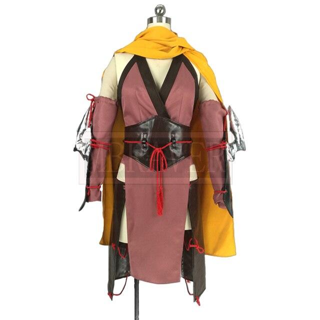 Fire Emblem Fates Kagerou Cosplay Costume Full Set Halloween Uniform