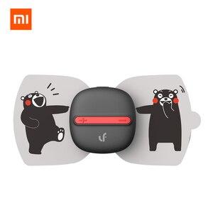 Image 4 - Xiaomi Mijia LF 전신 긴장 근육 치료 마사지 4 륜 구동 마사지 매직 터치 마사지 스티커 마사지 건강 관리