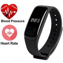 M8 Good Bracelet Bluetooth Blood Strain Blood Oxygen Coronary heart Price Monitor Pedometer Good Band Good Wristband for Android iOS