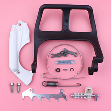 Chain Brake Cover Handle Lever Adjuster Tensioner Rapair Kit For Stihl MS180 MS170 018 017 MS 180 170 Chainsaw Spare Parts