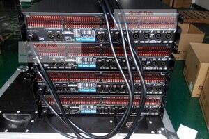 Image 4 - Altavoz de alto rendimiento profesional, amplificador de interruptores de matriz de línea FP6000Q, 4x700 vatios, 4 canales PA, 2020