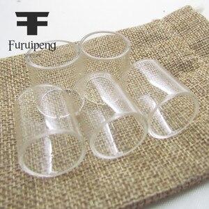 Image 4 - Furuipeng أنابيب ل SMOK Brit مجموعة صغيرة واحدة Brit خزان نكهة صغيرة 2 مللي استبدال أنبوب زجاجي حزمة من 5