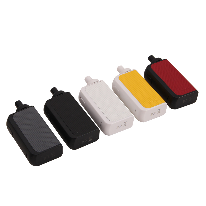 Electronic Cigarette Joyetech EGO AIO Box Kit 2ml Atomizer Capacity BF SS316 Coil and 2100mAh Built-in battery joyetech AIO Kit
