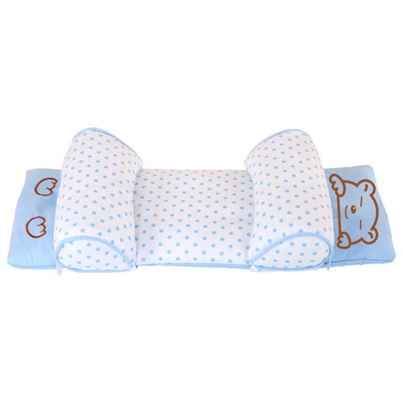 Children Buckwheat Pillow Adjustable Pillow Spacing To Correct Deviation Head Buckwheat Shell Core Baby Pillow For 0-3 Years Old
