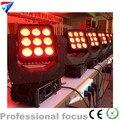 СВЕТОДИОДНЫЙ матричный световой луч матрица 3*3 9x10 Вт светодиодный движущийся диско-свет RGBW мини-луч движущаяся головка светодиодная матриц...