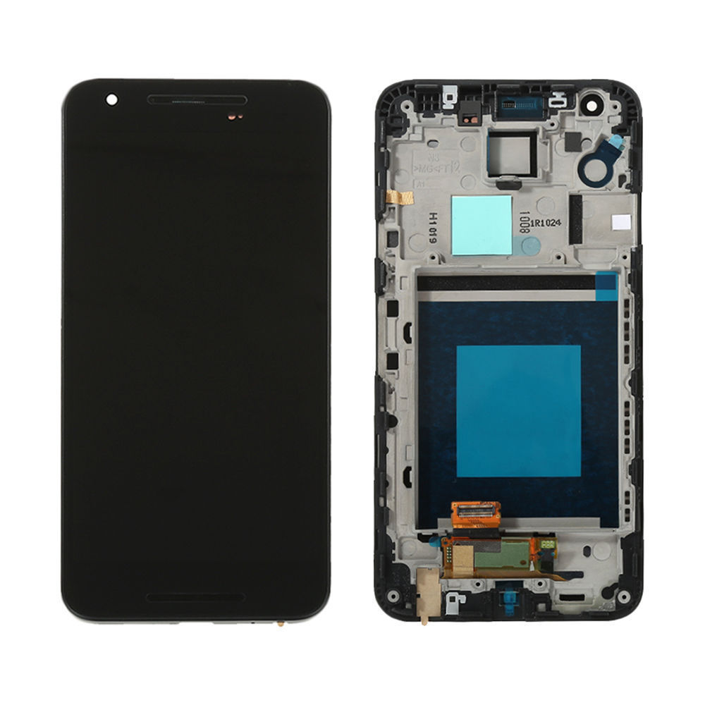Original For LG Nexus 5X LCD Display H790 H791 H798 LCD Touch Screen Digitizer Assembly Frame For LG 5X LCD Replacement