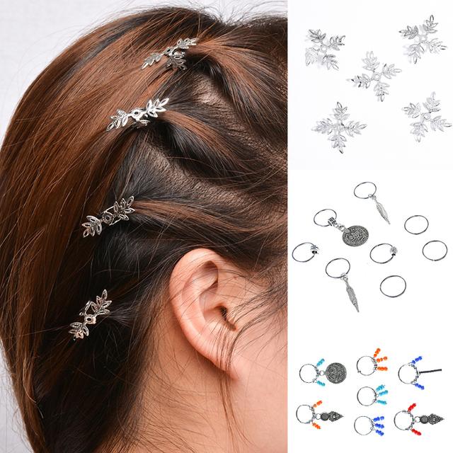 Charm Hairpin Dreadlock Hair Accessory