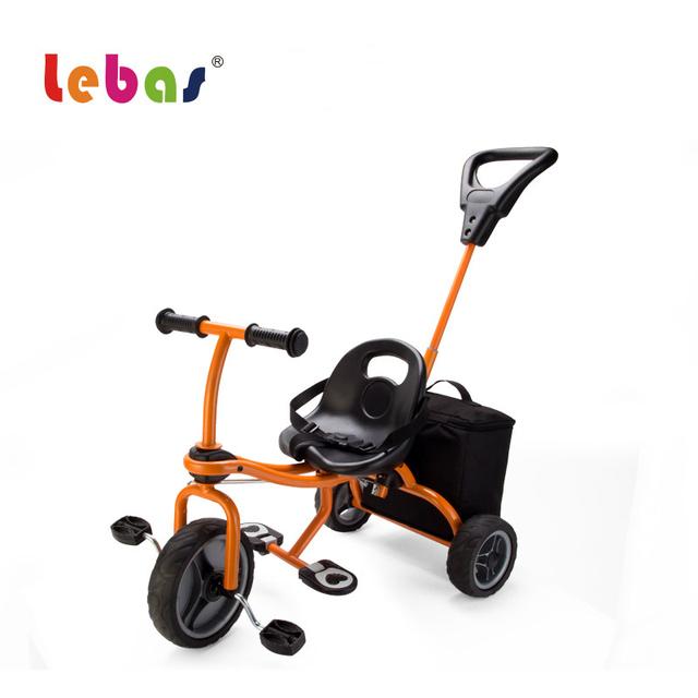 Triciclo niño cochecito de los niños montan en toys para 2-6 años bebé bicicleta al aire libre
