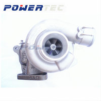 Full Turbo charger for Mitsubishi Pajero / L300 / Delica 2.5 TD 87 HP 4D56 49177 01515 MR355220 turbocharger new TD04 10T 4