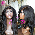 8A Grade Silk Base Wigs Full Lace Human Hair Wigs With Baby Hair  Silk Top Lace Front Wigs Brazilian Virgin Hair For Black Women