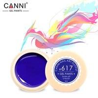 #50618 CANNI Nail Gel 5ml Color Gel Nail Polish Color Gel Paints