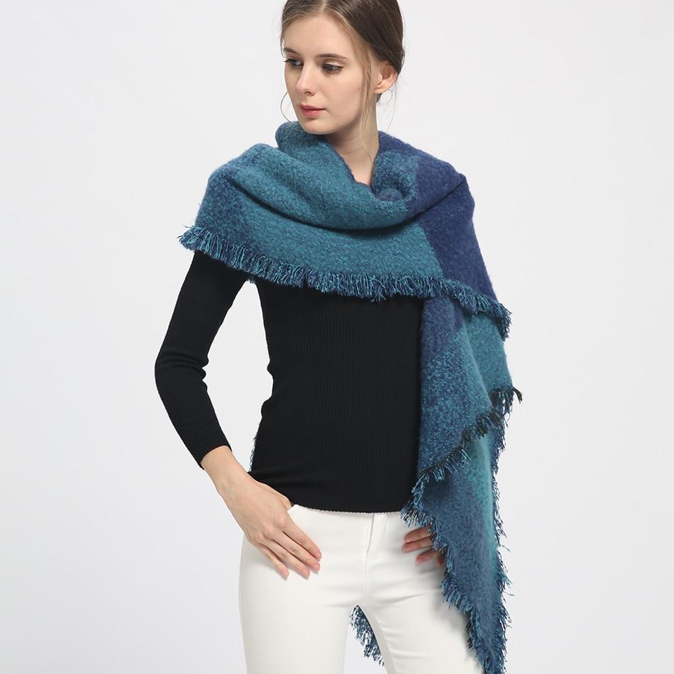 Scarves for Women Shawls Winter Warm