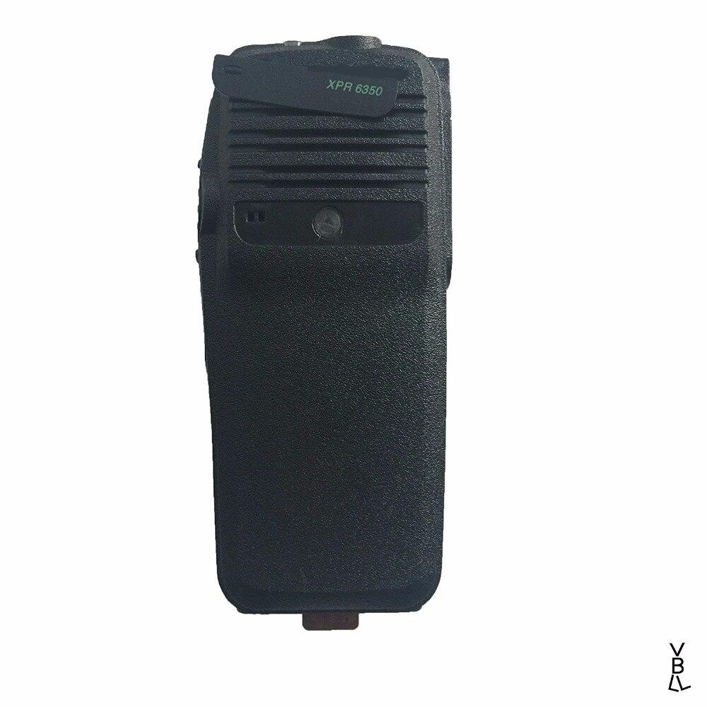 Black Housing Refurbish Kit for MOTOROLA XPR6350 Handheld
