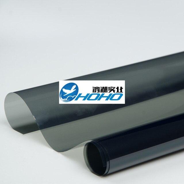 35% VLT 100% Ultraviolet Rejection Skin Care Solar Window Tint Film Sun Control Home/Automobile Window Protection Film 1.52X10M