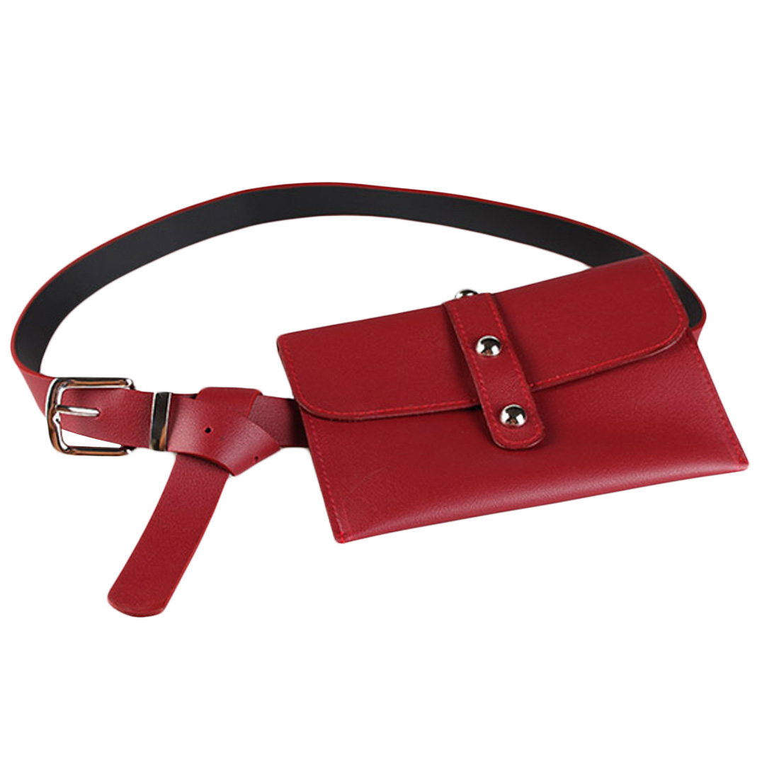 4c03db93accc US $12.9 |Emarald Vintage Leather Belt Bag Women Leather Waist Bag Fanny  Pack Women Casual Fashion Female Belt Phone Women Bum Bag Purse -in Waist  ...