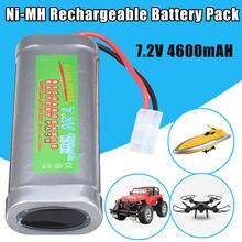 1x Ni-MH 7,2 в 4600 мАч аккумуляторная батарея