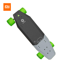 [HOT] Xiaomi ACTON Smart Electric Skateboard Wireless Remote Control 3 speed Advance 500W Power LED Light Group 1 Hour Charging
