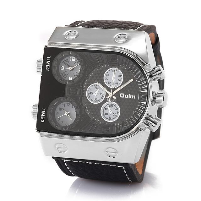 F Reloj Hombre Cronógrafo Esporte Mens Relógios Top Marca de Luxo Relógio de Quartzo Relógio Militar Relogio masculino Frete Grátis