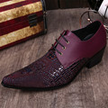 Soft Leather Pointed Toe Men Shoes Lace Up Cute Design Lether Shoes High Quality Oxford Shoes 2017 Patchwork Shoes For Mens 46