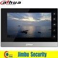 Hotsale DAHUA Sistema de Videoportero De Intercomunicación pantalla táctil a Color de $ number Monitor de Interior sin Logo VTH1510CH Apoyo bidirect