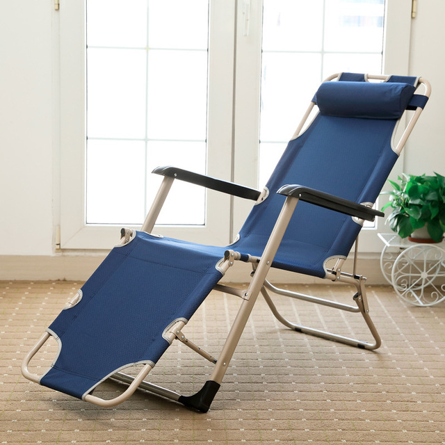 Folding Chair Folding Bed Single Bed Siesta Nap Office Chair Cot Cot