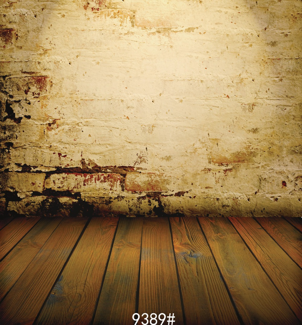 Old style light yellow wall photography background Color board ...