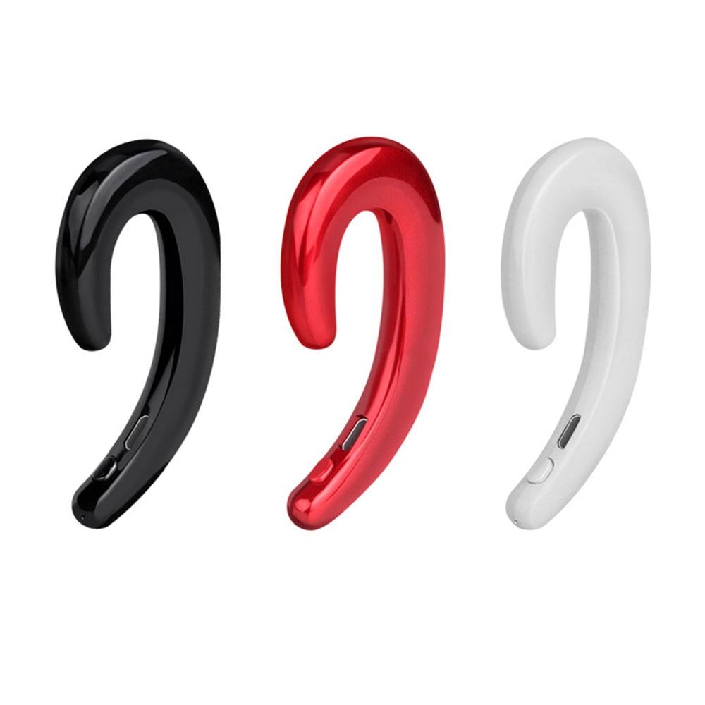 Fashion Creativity Mini Bluetooth Headset Ear hanging Headphones Wireless Earphones Ear hook Auriculares For Meizu Samsung HTC