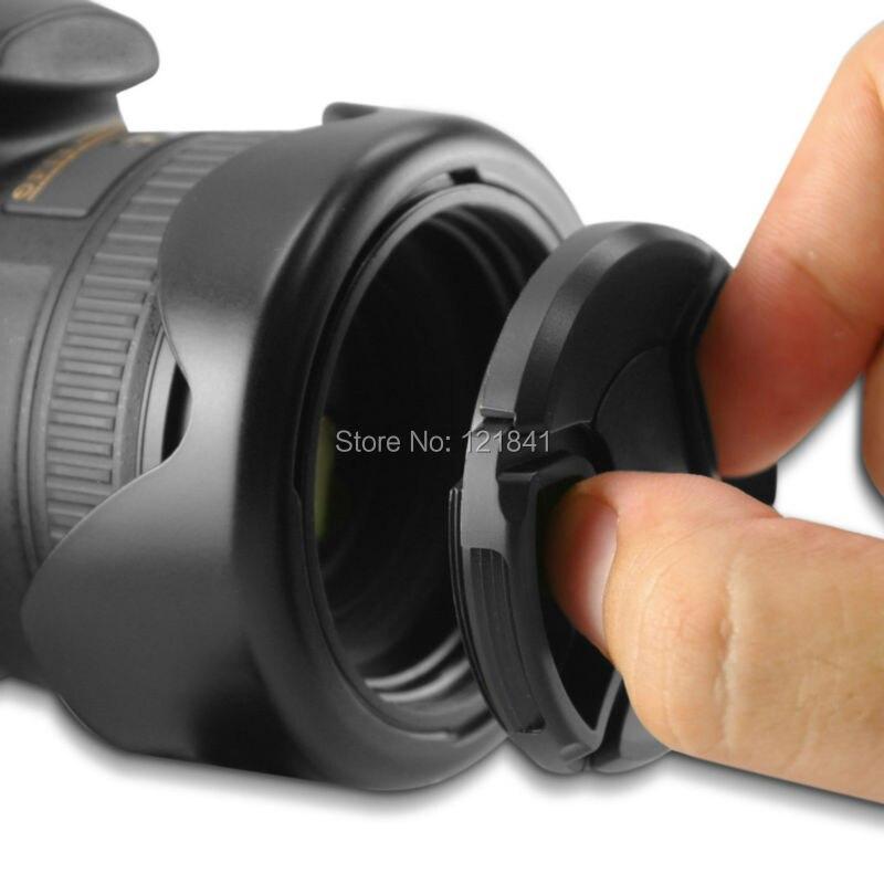 Yüksek Kalite 58 MM Canon kamera için Geri Dönüşümlü Petal - Kamera ve Fotoğraf - Fotoğraf 3