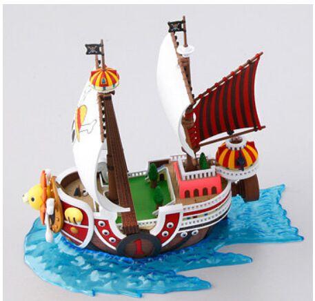 "Bandai Hobby Thousand Sunny Model Ship /""One Piece/"" Grand Ship Collection"