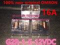 (10 ШТ.) новый оригинальный импортированы реле G2R-1-E-12VDC преобразования 8 футов 16A DC12V