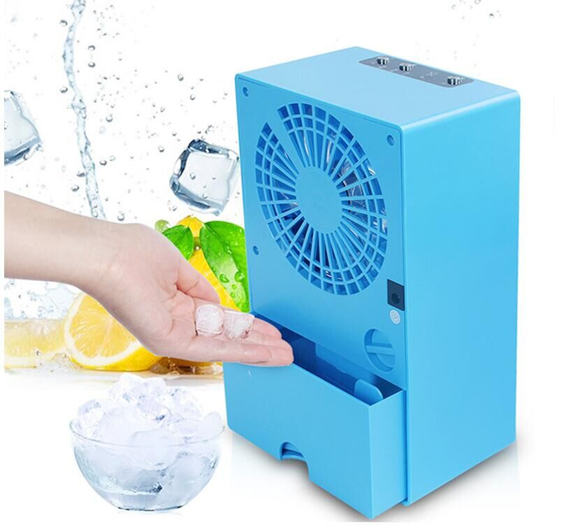 Air Personal Space Cooler Mini Air Cooler Air Conditioner Air Freshener Quick & Easy Way to Cool Any Space Home Office Desk