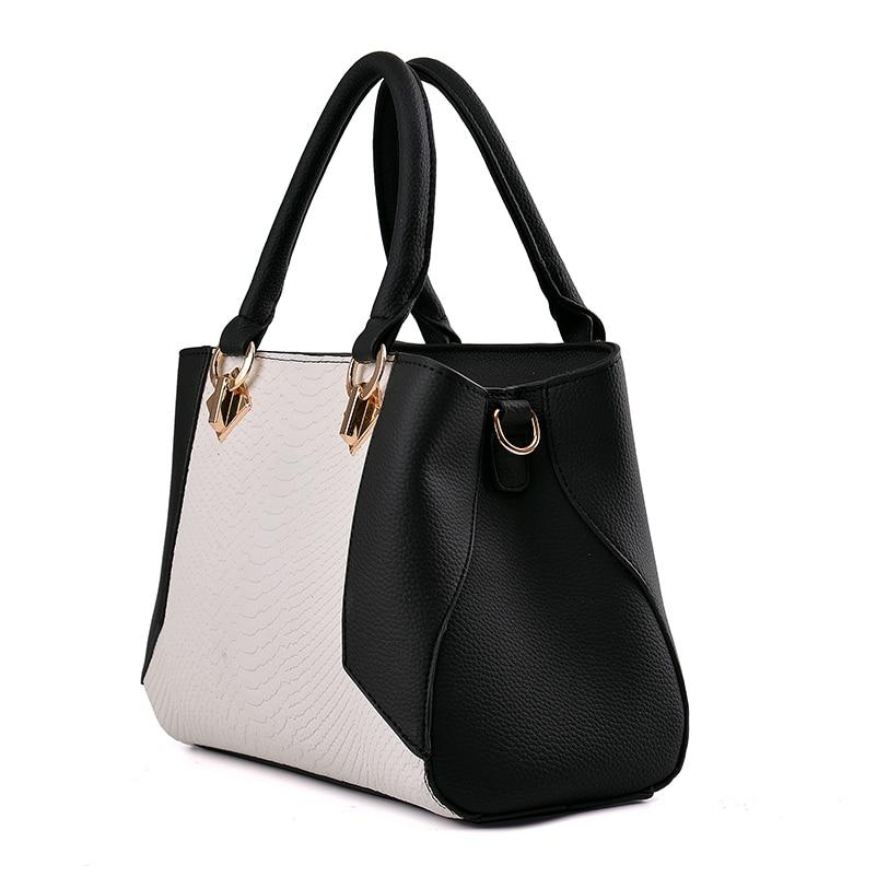 Nevenka Women Handbag PU Leather Bag Zipper Crossbody Bags Lady Bag High Quality Original Design Handbags Top-Handle Bags Tote11