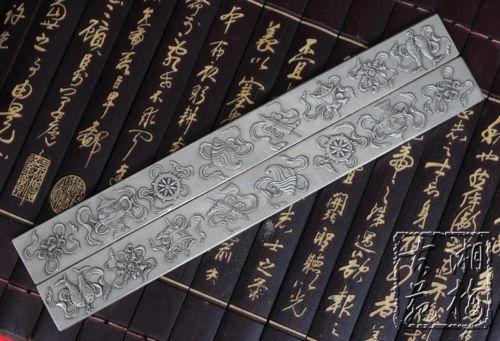 Opracowanie Chiński Antyczne kolekcji Boutique Rzeźba Osiem schemat gramatura Papieru
