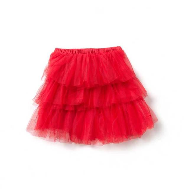 Cute Fluffy Tutu Skirt 5