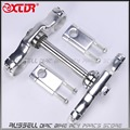Universal Aluminum Handlebar triple clamp Bar Riser 22mm 42/48 240L for Front Fork 22mm handlebar dirt pit bike