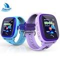 IP67 Профессиональный Водонепроницаемый, Смарт-Сейф Симпатичные LBS Расположение Монитор С Сенсорным Экраном Наручные Часы Finder Tracker Часы для Kid Ребенка