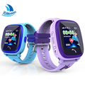 IP67 Professional Waterproof,Smart Safe Cute LBS Location Touch Screen Monitor Wristwatch Finder Tracker Watch for Kid Child